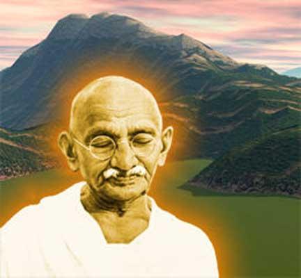 La Historia de Mahatma Gandhi