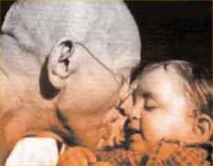 Ghandi, Love, Peace, Compassion: Can you picture our world the way it has the potential of being?