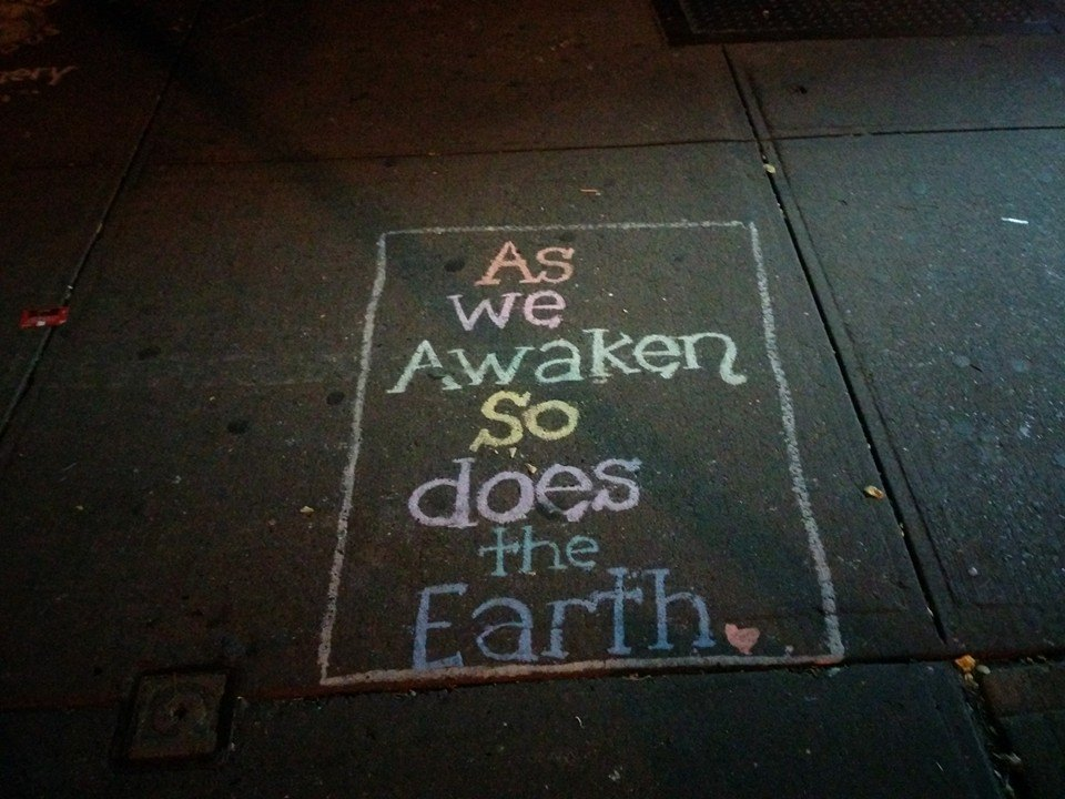 Photo by Shira Tamir. Seen on W. 72nd St, NYC.