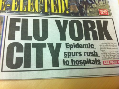 Flu York City
